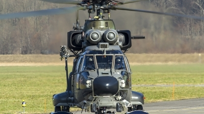 Photo ID 151379 by Thomas Ziegler - Aviation-Media. Switzerland Air Force Aerospatiale AS 532UL Cougar, T 333