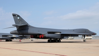 Photo ID 151376 by mark forest. USA Air Force Rockwell B 1B Lancer, 85 0073