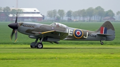 Photo ID 151489 by Niels Roman / VORTEX-images. Private The Fighter Collection Supermarine 379 Spitfire FR14E, G SPIT