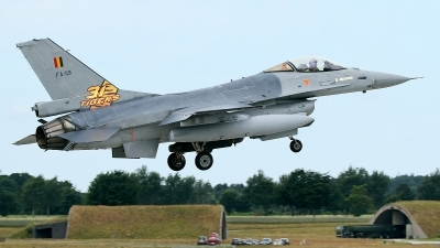 Photo ID 151587 by Rainer Mueller. Belgium Air Force General Dynamics F 16AM Fighting Falcon, FA 119