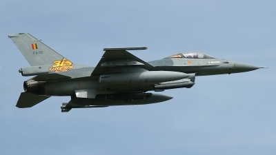 Photo ID 151588 by Rainer Mueller. Belgium Air Force General Dynamics F 16AM Fighting Falcon, FA 119