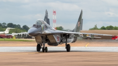 Photo ID 151585 by Lars Kitschke. Poland Air Force Mikoyan Gurevich MiG 29A 9 12A, 56