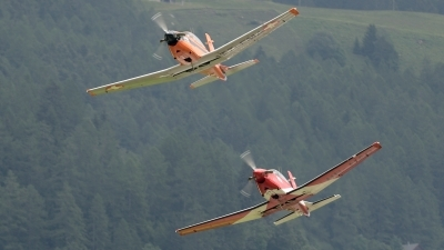 Photo ID 151639 by Martin Thoeni - Powerplanes. Private Fliegermuseum Altenrhein Pilatus PC 7 Turbo Trainer, T7 FMA