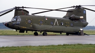 Photo ID 151652 by Alex Staruszkiewicz. Netherlands Air Force Boeing Vertol CH 47D Chinook, D 661