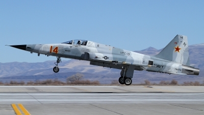 Photo ID 151666 by mark forest. USA Navy Northrop F 5N Tiger II, 761535