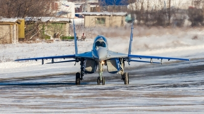 Photo ID 151702 by Alex. Russia Gromov Flight Test Institute Mikoyan Gurevich MiG 29UB 9 51, 84