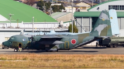 Photo ID 151745 by Andreas Zeitler - Flying-Wings. Japan Air Force Lockheed C 130H Hercules L 382, 85 1086