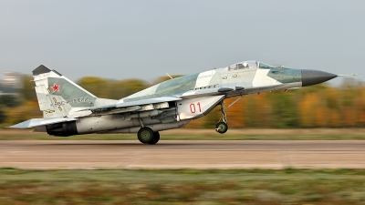 Photo ID 151799 by Sergey Chaikovsky. Russia Air Force Mikoyan Gurevich MiG 29SMT 9 19, RF 92234