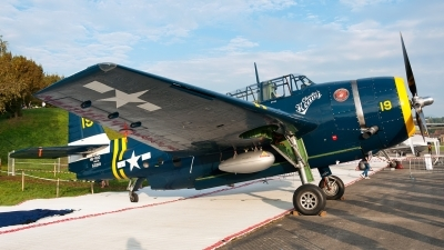 Photo ID 151803 by Giovanni Curto. Private Association Charlie 039 s Heavy Grumman TBM 3E Avenger, HB RDG