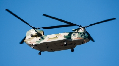 Photo ID 151900 by Andreas Zeitler - Flying-Wings. Japan Air Force Boeing Vertol CH 47J Chinook, 57 4492