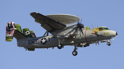 Photo ID 151984 by Takeshi Kikuzaki. USA Navy Grumman E 2C Hawkeye, 166505