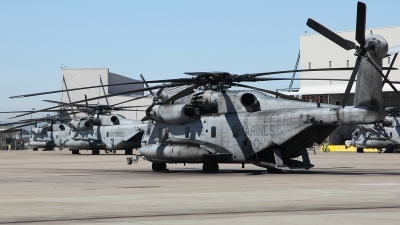 Photo ID 152230 by mark forest. USA Marines Sikorsky CH 53E Super Stallion S 65E, 163079