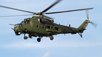 Photo ID 152026 by Niels Roman / VORTEX-images. Poland Army Mil Mi 24V, 739