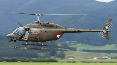 Photo ID 152145 by Thomas Ziegler - Aviation-Media. Austria Air Force Bell OH 58B Kiowa, 3C OC