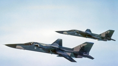 Photo ID 152173 by Eric Tammer. USA Air Force General Dynamics F 111F Aardvark, 70 2362