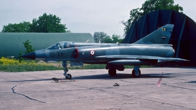 Photo ID 19083 by Eric Tammer. France Air Force Dassault Mirage IIIE, 517