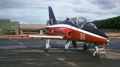 Photo ID 152371 by Tom Gibbons. UK Navy British Aerospace Hawk T 1, XX311