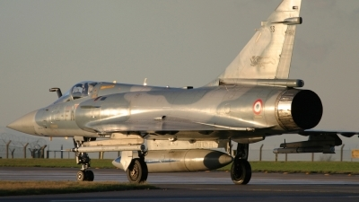 Photo ID 152357 by Ian Nightingale. France Air Force Dassault Mirage 2000 5F, 53