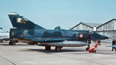 Photo ID 19086 by Eric Tammer. France Air Force Dassault Mirage IIIE, 621