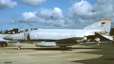 Photo ID 152364 by Arie van Groen. UK Air Force McDonnell Douglas Phantom FGR2 F 4M, XV467