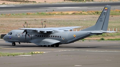 Photo ID 152394 by Alejandro Hernández León. Colombia Air Force CASA C 295M, FAC1284