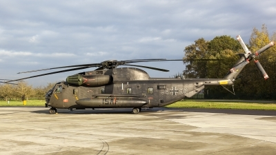 Photo ID 152570 by Thomas Ziegler - Aviation-Media. Germany Air Force Sikorsky CH 53GS Sea Stallion, 84 98