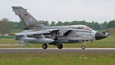 Photo ID 152594 by Niels Roman / VORTEX-images. Germany Air Force Panavia Tornado ECR, 46 44
