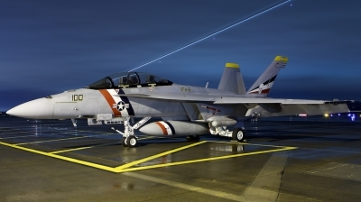 Photo ID 152598 by William T  Shemley. USA Navy Boeing F A 18F Super Hornet, 166977