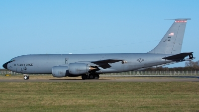 Photo ID 152759 by Ashley Wallace. USA Air Force Boeing KC 135R Stratotanker 717 100, 63 7991