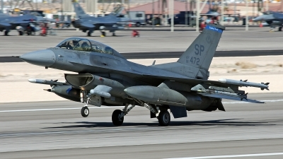 Photo ID 152781 by Jens Hameister. USA Air Force General Dynamics F 16D Fighting Falcon, 91 0472