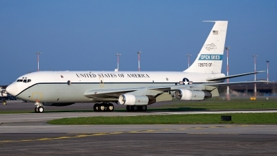 Photo ID 152786 by Ashley Wallace. USA Air Force Boeing OC 135B 717 158, 61 2670