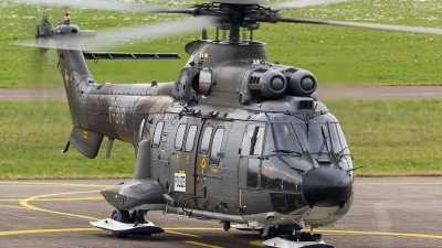 Photo ID 152793 by Alex van Noye. Switzerland Air Force Aerospatiale AS 332M1 Super Puma, T 318