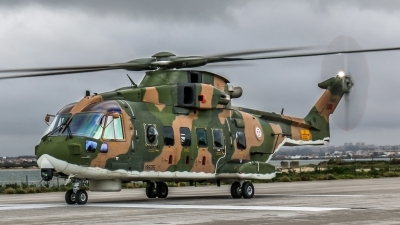 Photo ID 152945 by Marco Casaleiro. Portugal Air Force Agusta Westland AW101 Mk514, 19605