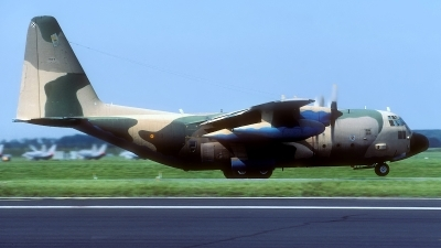 Photo ID 153013 by Rainer Mueller. Spain Air Force Lockheed KC 130H Hercules L 382, TK 10 11