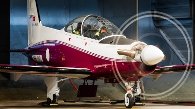 Photo ID 153006 by Alex van Noye. Qatar Emiri Air Force Pilatus PC 21, HB HVL