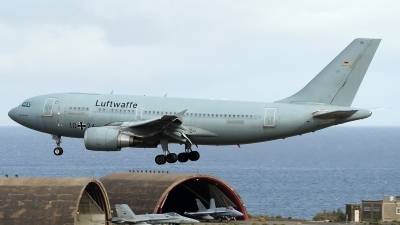 Photo ID 153047 by Alejandro Hernández León. Germany Air Force Airbus A310 304 MRTT, 10 26