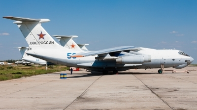 Photo ID 153075 by Andreas Zeitler - Flying-Wings. Russia Air Force Ilyushin IL 78M,