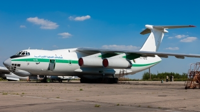 Photo ID 153076 by Andreas Zeitler - Flying-Wings. Algeria Air Force Ilyushin IL 78M, 7T WIH