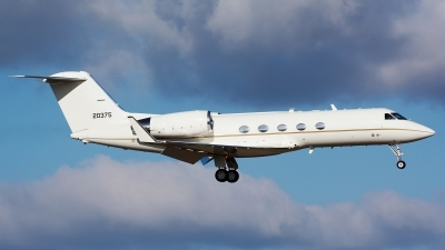 Photo ID 153157 by Ashley Wallace. USA Air Force Gulfstream Aerospace C 20H Gulfstream IV, 92 0375