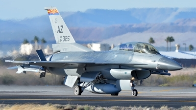 Photo ID 153195 by Lieuwe Hofstra. USA Air Force General Dynamics F 16D Fighting Falcon, 84 1325