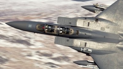 Photo ID 153219 by Neil Bates. USA Air Force McDonnell Douglas F 15E Strike Eagle, 91 0327
