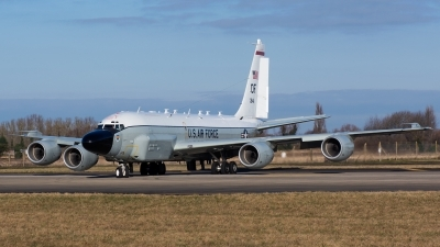 Photo ID 153257 by Ashley Wallace. USA Air Force Boeing RC 135V Rivet Joint 739 445B, 64 14841