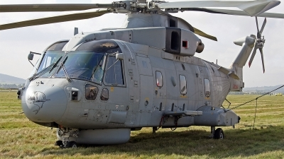 Photo ID 153259 by Jan Eenling. UK Navy Agusta Westland Merlin HM1 Mk111, ZH839