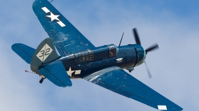 Photo ID 153401 by Andreas Zeitler - Flying-Wings. Private Commemorative Air Force Curtiss SB2C 5 Helldiver, NX92879