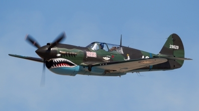 Photo ID 153404 by Andreas Zeitler - Flying-Wings. Private Commemorative Air Force Curtiss P 40N Warhawk, N1226N