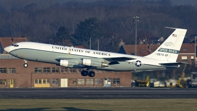 Photo ID 153450 by Kenny Peeters. USA Air Force Boeing OC 135B 717 158, 61 2670