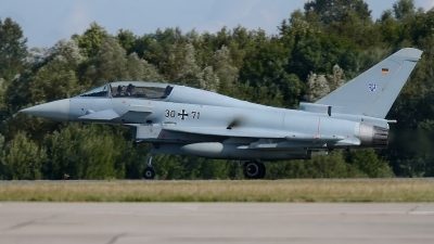 Photo ID 153573 by Rainer Mueller. Germany Air Force Eurofighter EF 2000 Typhoon T, 30 71