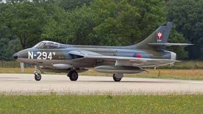 Photo ID 153519 by Niels Roman / VORTEX-images. Private DHHF Dutch Hawker Hunter Foundation Hawker Hunter F6A, G KAXF