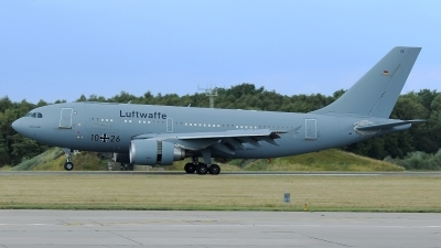 Photo ID 153604 by Stephan Franke - Fighter-Wings. Germany Air Force Airbus A310 304MRTT, 10 26