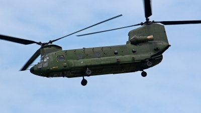 Photo ID 153889 by Jan Eenling. Netherlands Air Force Boeing Vertol CH 47D Chinook, D 662